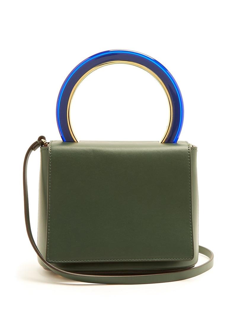 sale online convenience goods variety design Pannier leather crossbody bag