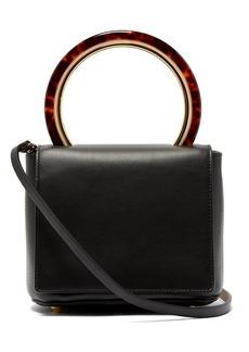 Marni Pannier small leather bag