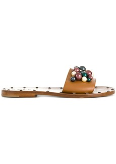 Marni pearl embellished sandals