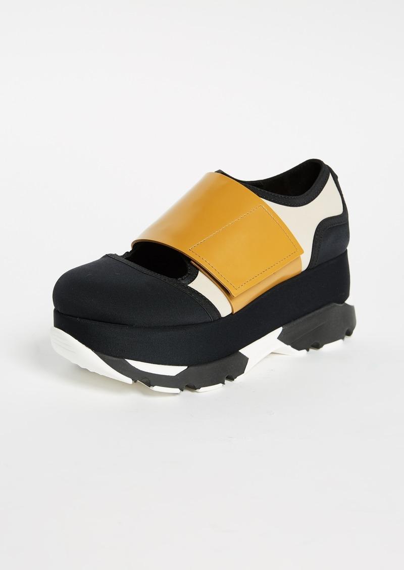 cb394863121 Marni Marni Platform Sneakers