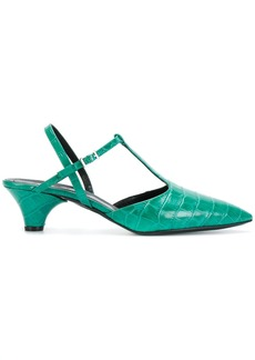 Marni pointed toe pumps