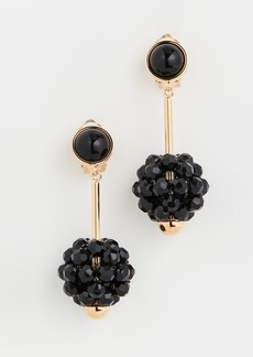 Marni Resin and Metal Earrings
