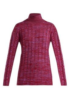 Marni Ribbed-knit wool sweater