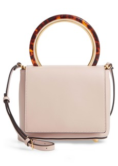 Marni Ring Handle Leather Bag