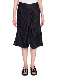 Marni Ruched-Detail Skirt