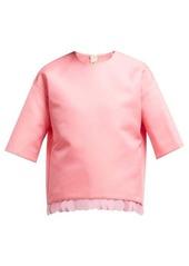 Marni Sequin-embellished top