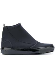 Marni slip-on boots - Black