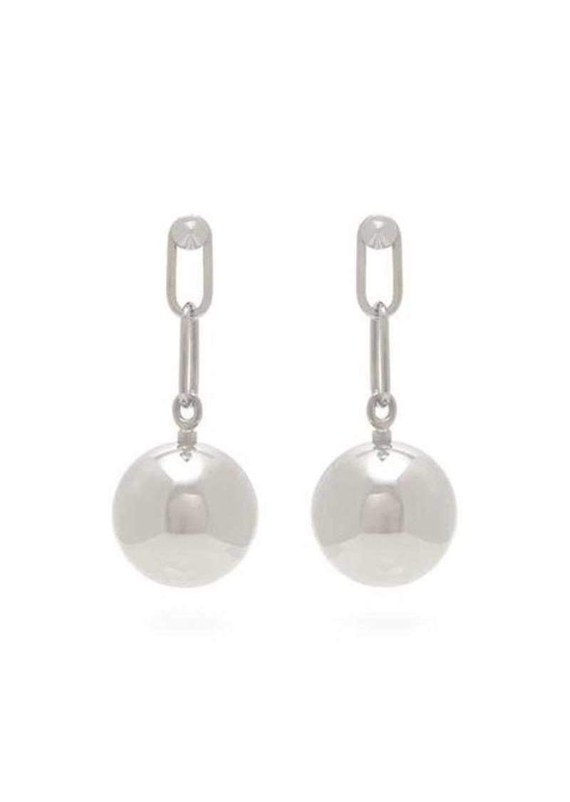 Marni Sphere drop earrings