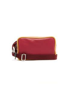 Marni Square leather belt bag