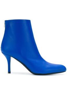 Marni stiletto ankle boots - Blue