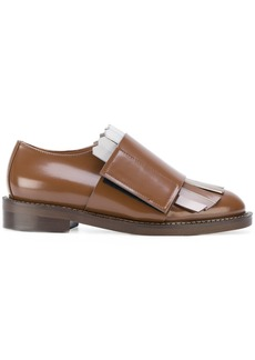 Marni Strap lace-up shoe - Brown