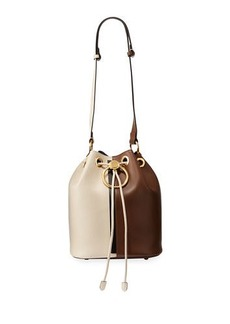 Marni Two-Tone Earring Bucket Bag