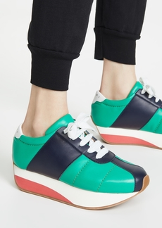 Marni Wedge Sneakers
