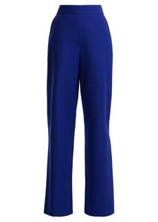 Marni Wide-leg wool trousers