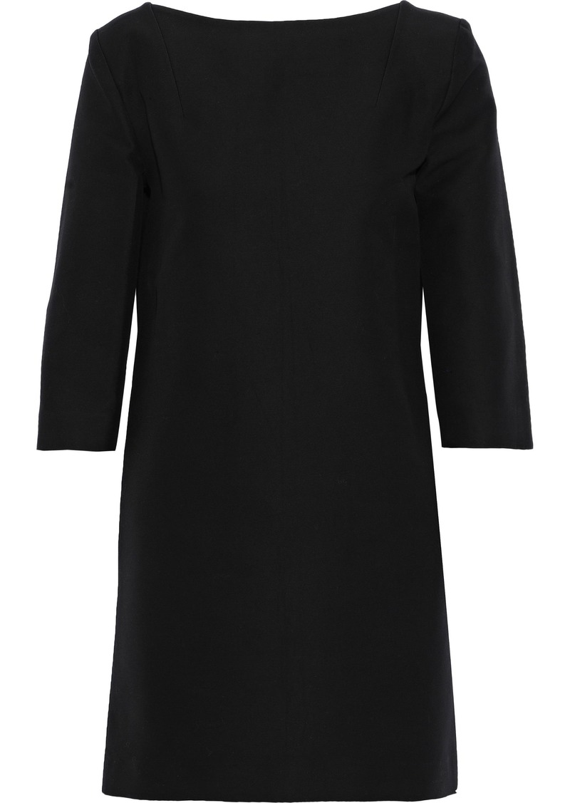 Marni Woman Cotton Mini Dress Black