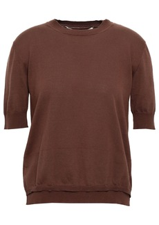 Marni Woman Cotton Top Brown