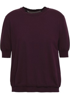 Marni Woman Cotton Top Merlot