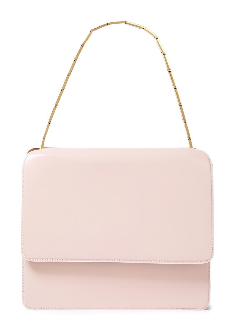 Marni Woman Leather Shoulder Bag Blush