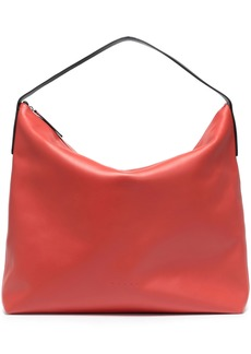 Marni Woman Leather Tote Papaya