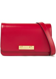 Marni Woman Leather Shoulder Bag Red