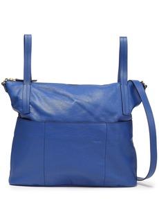 Marni Woman Leather Shoulder Bag Royal Blue
