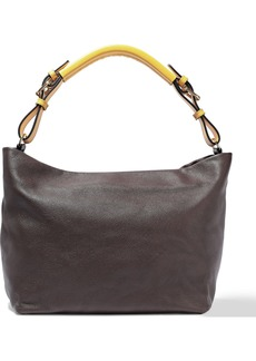 Marni Woman Leather Tote Chocolate