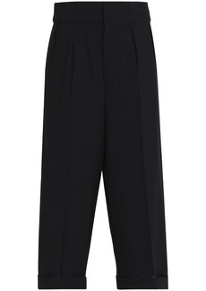 Marni Woman Wool Culottes Black