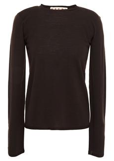 Marni Woman Wool Sweater Black