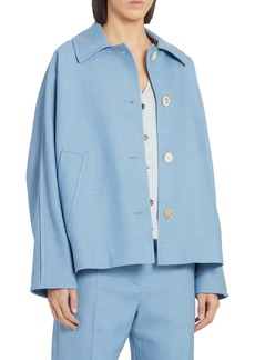 Marni Wool Swing Jacket