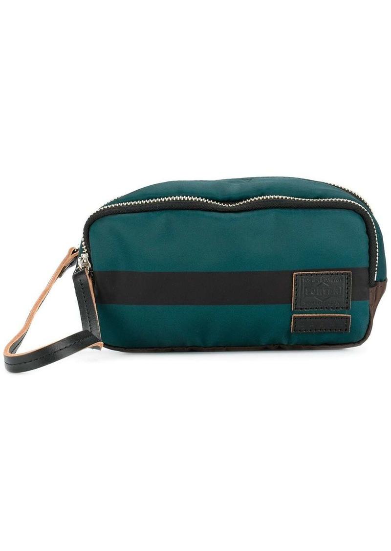 Marni x Porter classic zipped clutch