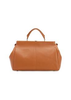 Marni Medium Artz Leather Top Handle Bag