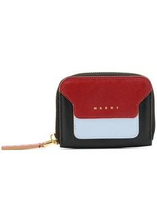 Marni mini side zipped purse