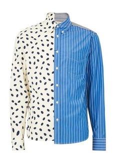 Marni Mix patterns shirt