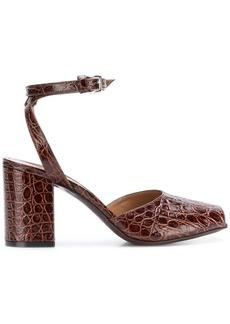 Marni peep toe sandals