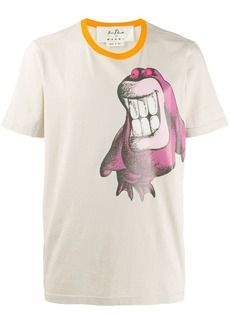 Marni monster print T-shirt