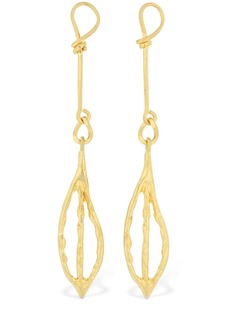 Marni Nature Pendant Earrings