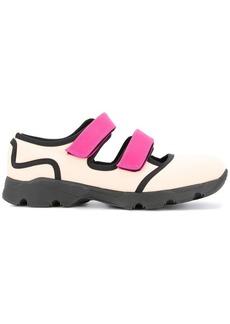 Marni neoprene colour block sneakers