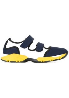 Marni neoprene double-strap sneakers
