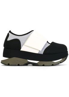Marni neoprene platform sneakers