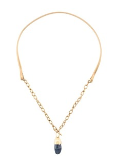 Marni Ocean gem necklace