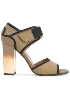 Marni Ombré heel technical sandals