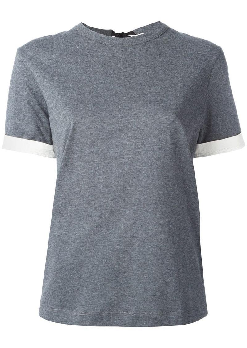 Marni open back T-shirt