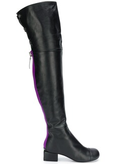 Marni over the knee boots