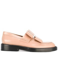 Marni oversized bow detail loafers