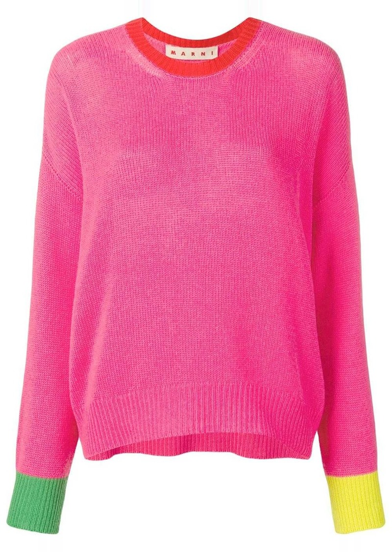 Marni oversized jumper