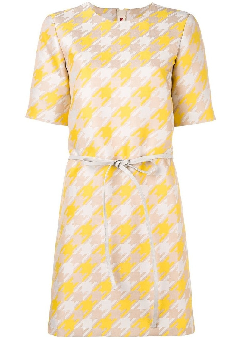 Marni oversized shirt dress