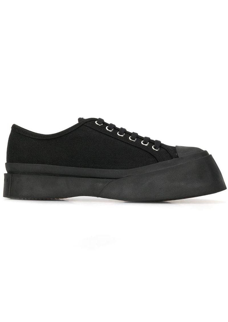 Marni oversized sole sneakers