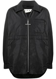Marni padded rain jacket