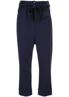 Marni paperbag waist trousers