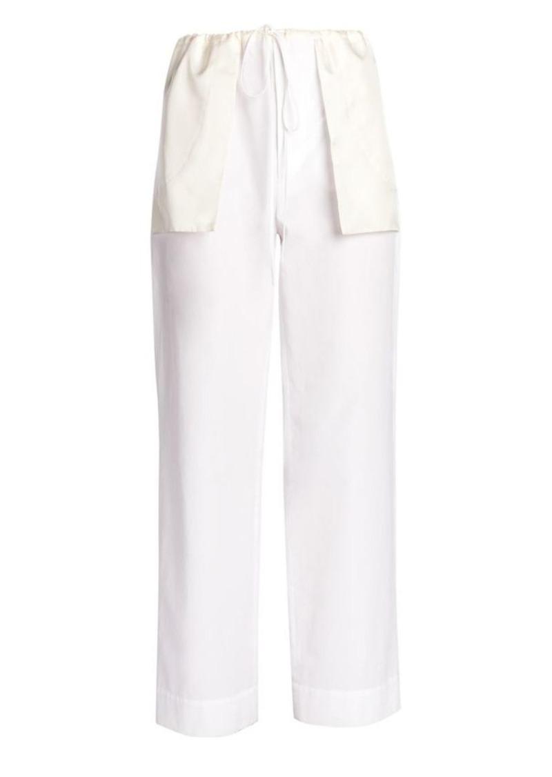 Marni Patch Pocket Cargo Pants